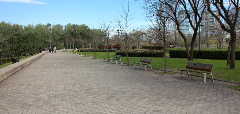Parque Mujeres Argentinas