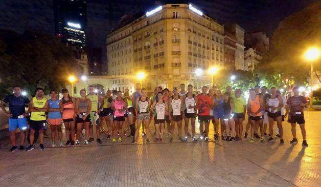 Cross Nocturno en Plaza San Martín (http://crossurbanonocturno.blogspot.com/)