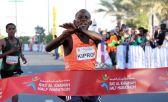 Con 20 años, ganó los 21k de Ras al Khaimah