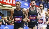 La competencia de 3000 metros en los Millros