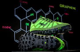 Inov-8 y su calzado para running de grafeno