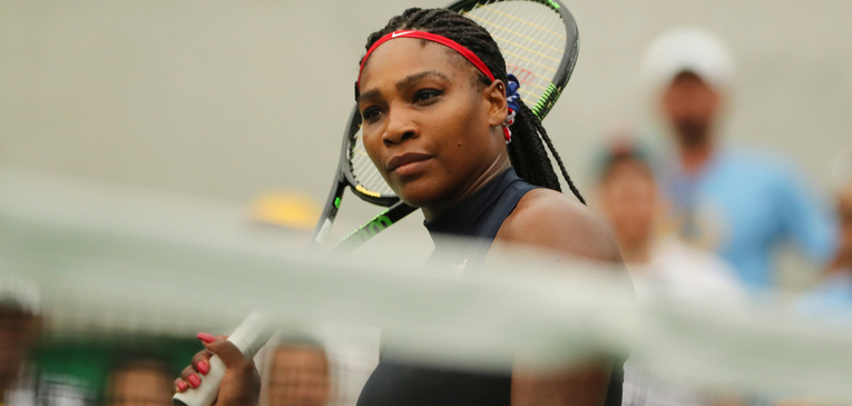 Publicidad de Nike, con Serena Williams, homenajea a las ...