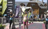 Haley Chura volvió a brillar en el Ironman 70.3 Bariloche.