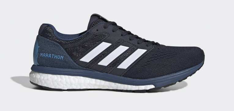 Las Boston de adidas para la Maratón de Boston 2019