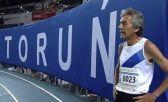 Rolando Lange Carabajal, destacado en el Mundial de veteranos de atletismo