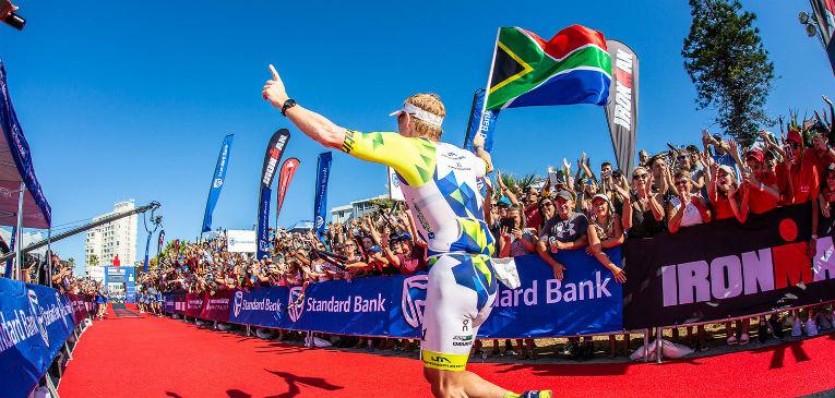 El Ironman Sudáfrica tendrá transmisión vía Facebook