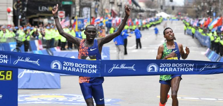 Resultado de imagen para Maratón de Boston