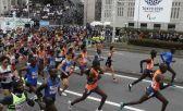 La maratón de los Juegos Olímpicos de Toki