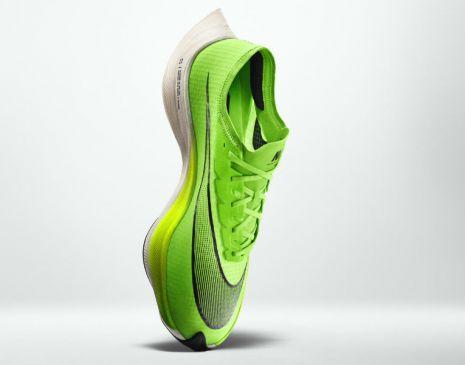 Así son las Nike ZoomX Vaporfly Next% (foto: Nike divulgación)