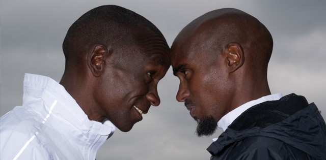Kipchoge y Mo Farah se verán las caras en la Maratón de Londres 2019