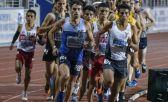 Bernie Maldonado, parte del seleccionado de atletismo. Foto: CADA