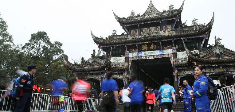 La Maratón de Chengdu, en China, podría convertirse en el séptimo major.