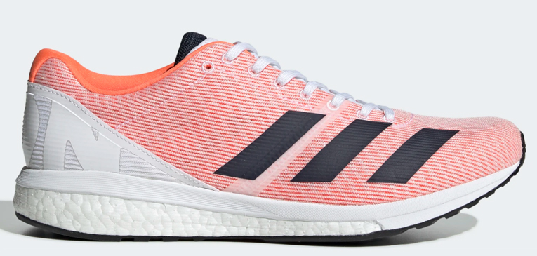 Adidas Adizero Boston 8: el nuevo diseño llama la atención