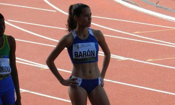 Valeria Barón, siempre preparada