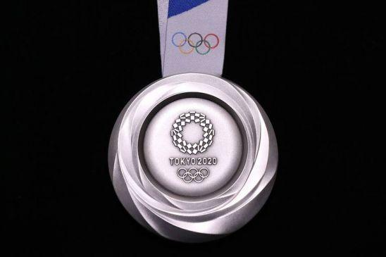 Así serán las medallas de los Juegos Olímpicos Tokio 2020
