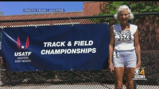 Diane Hoffman, una corredora feliz