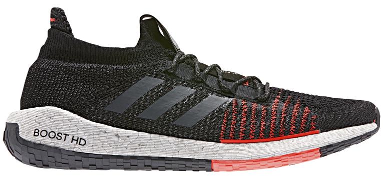 Adidas Pulseboost HD, las probamos: Amortiguación, con más