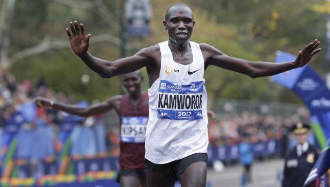 Kamworor, otra liebre de lujo para Kipchoge