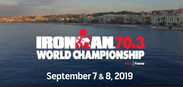 Mundial Ironman 70.3 Niza, en vivo