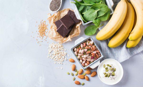 Cloruro de magnesio en los alimentos