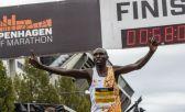 Kamworor, récord mundial en los 21K