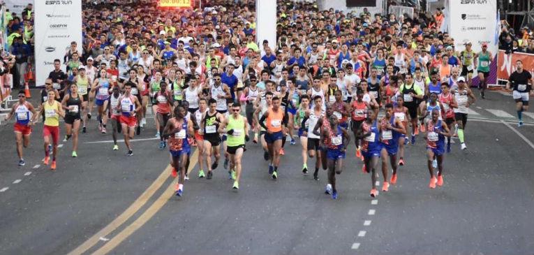Después de los 21K, se viene la Maratón Internacional de Buenos Aires