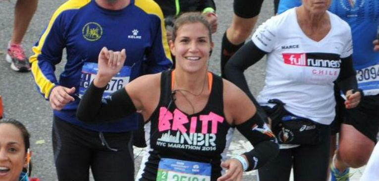 Brittany runs a marathon, la película