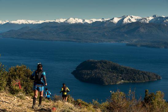 BRUT y sus postales. Una carrera única en la Patagonia.