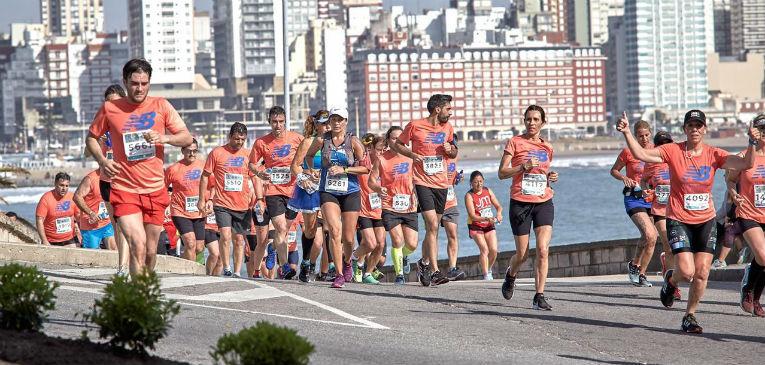Se corrió la Maratón de Mar del Plata 2019
