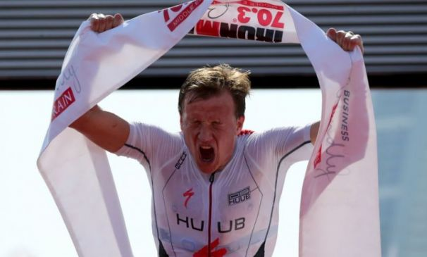 Blummenfelt volvió a romper los cronómetros en el Ironman 70.3 Bahrein