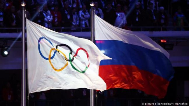 AMA expulsa a Rusia por dopaje