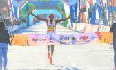 El keniata Rhonex Kipruto batió el récord