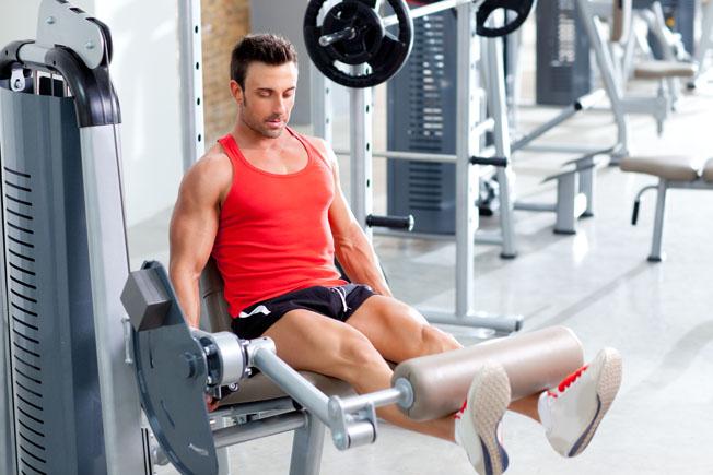 Exerc cios de fortalecimento para as coxas ativo for Exercicio para interno de coxa