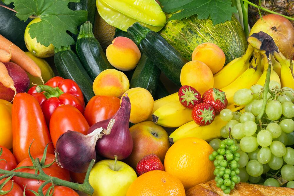 Resultado de imagem para frutas e vegetais