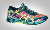 O Asics Noosa Tri 11 já é conhecido pela gama de cores, sempre vibrantes. Confira o review sobre o tênis