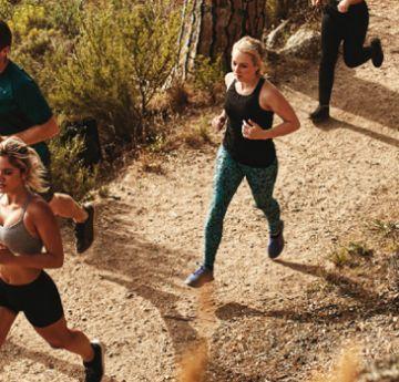 Dicas importantes e uma planilha personalizada para a transição da corrida de rua para a corrida de montanha