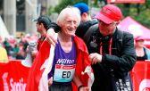 O britânico Ed Whitlock, de 85 anos, é uma