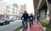 Existe benefício para ciclista em SP