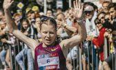 Correr uma maratona é uma experiência marav