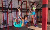 Treinar para fazer um muscle-up é tão compl