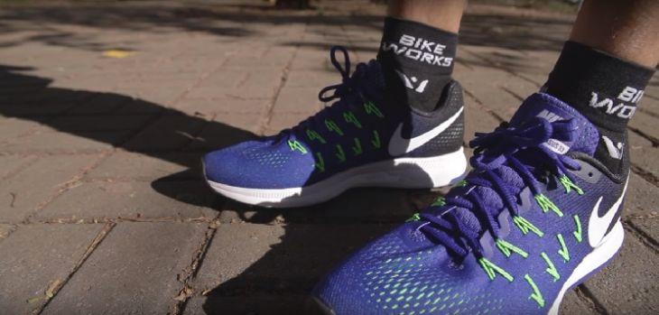 Veja no vídeo que preparamos para o Guia do Tênis 2016, o que o Rodrigo Roehniss achou do Nike Pegasus