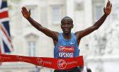Kipchoge: o campeão que optou por viver na pobreza