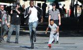 Bolt é desafiado por garoto