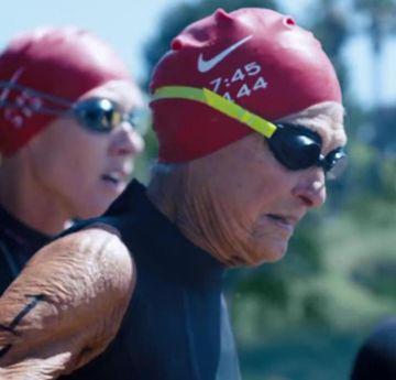 Inspiração: a história da freira triatleta de 86 anos