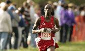 Wesley Korir, um dos dois quenianos que abandonou a Maratona, neste domingo