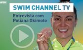 A Swim Channel TV conversou com a medalhista