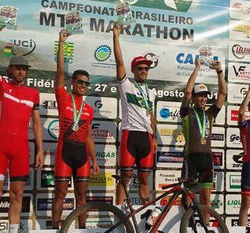 Halysson Ferreira (equipe Associação Radical Sports/ Focus Bikes) confirmou o favoritismo e conquistou o bicampeonato consecutivo da prova