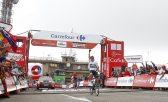Ambos completaram os 168,6 km entre o Museu Jurásico de Asturias e a Peña Cabarga em 3h44min47, tendo Froome levado a etapa por pouco
