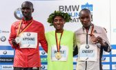 Bekele: vencedor de duelo histórico travado com Kipsang