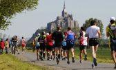 Maratona da Baía do Monte Saint-Michel